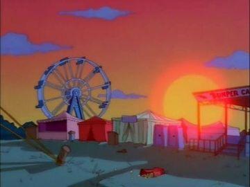 """El capítulo """"Bart Carny"""" de 'Los Simpson'"""