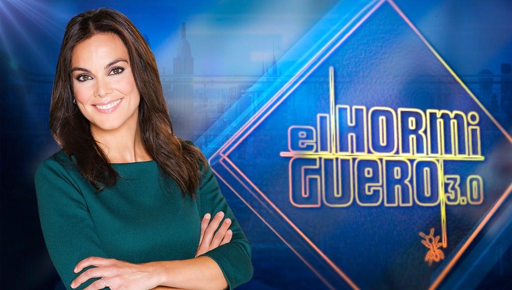 Monica carrillo visitará 'El Hormiguero'