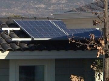 Panel solar para autoconsumo de particulares