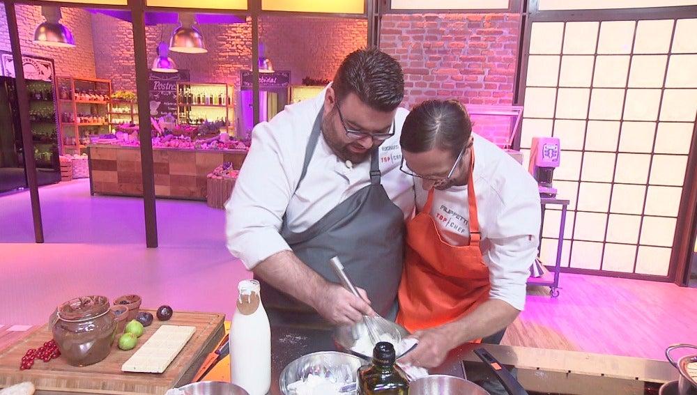 Los concursantes de 'Top Chef' comienzan a afilar sus cuchillos