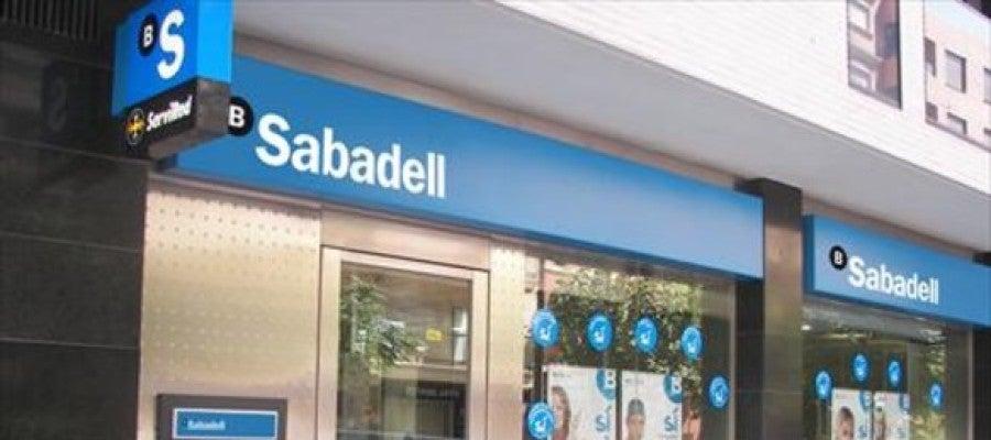 Antena 3 tv el banco sabadell trasladar su sede social for Oficinas sabadell madrid