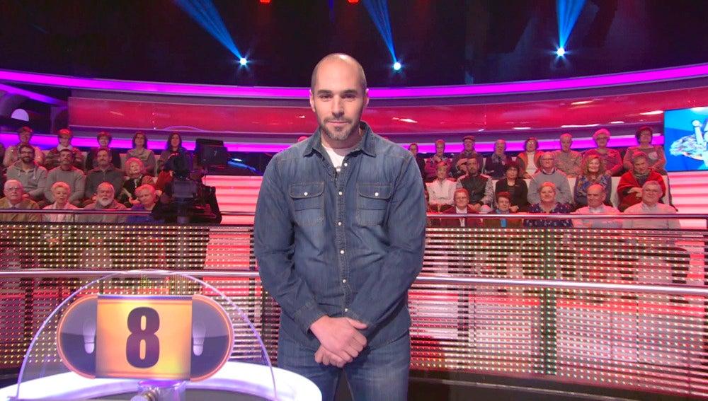 Arturo Valls, testigo de la boda de uno de los concursantes de '¡Ahora Caigo!'