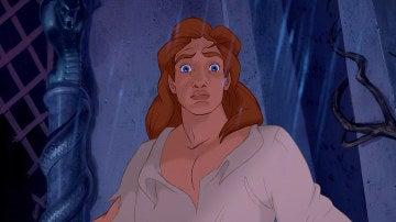 El príncipe en 'La Bella y la Bestia'
