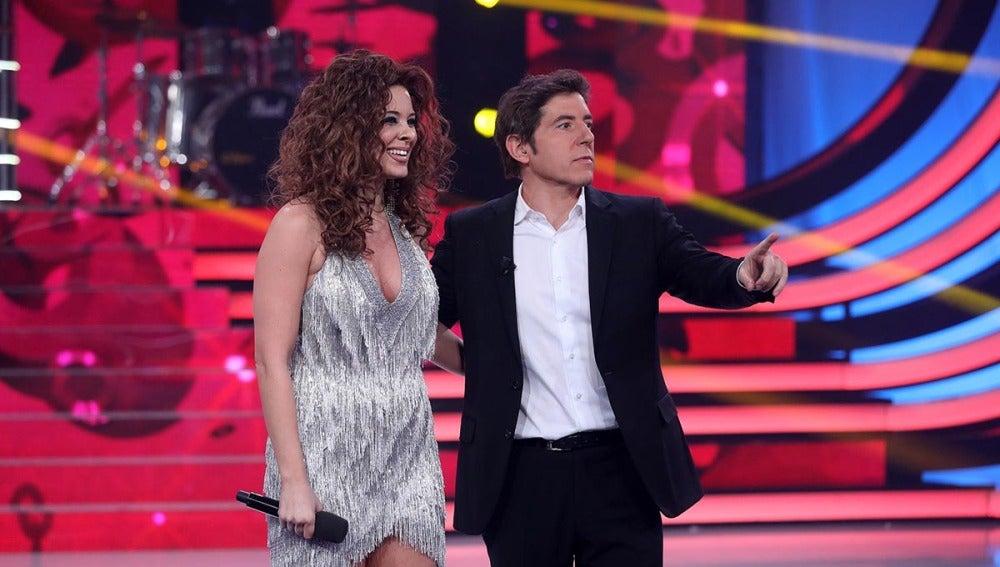 """Àngel Llàcer: """"Lorena Gómez es una auténtica maravilla"""""""