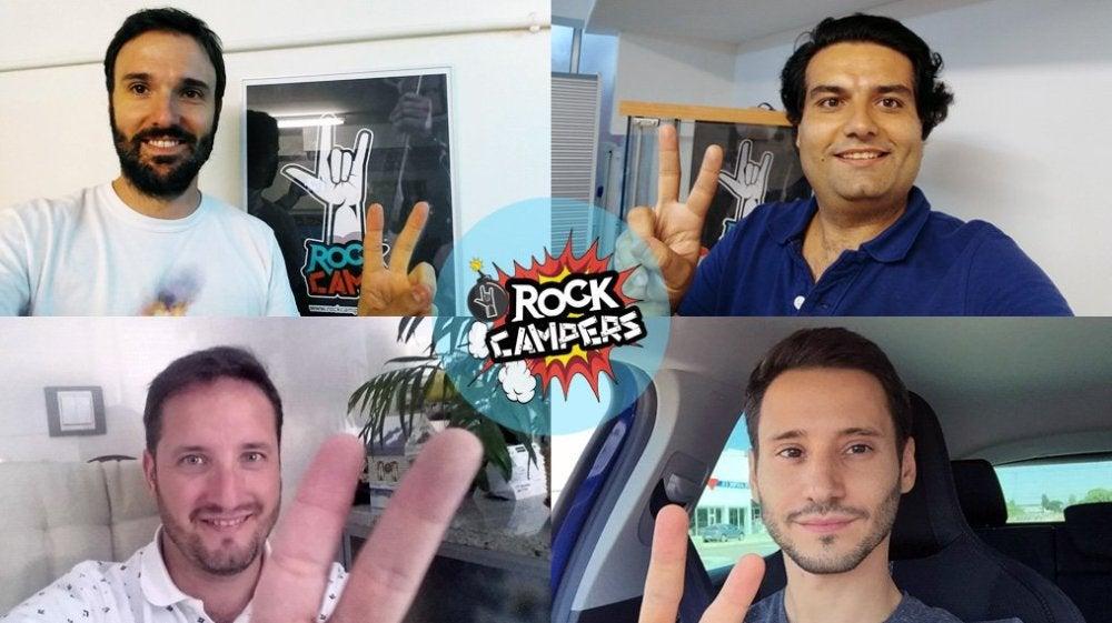 Los 'Rockcampers'