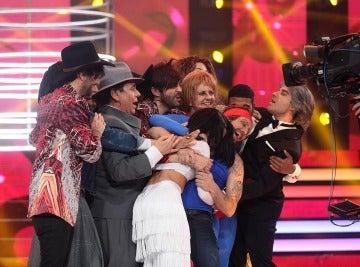 Beatriz Luengo y Yotuel se alzan con la victoria en la decimotercera gala de 'Tu cara me suena'