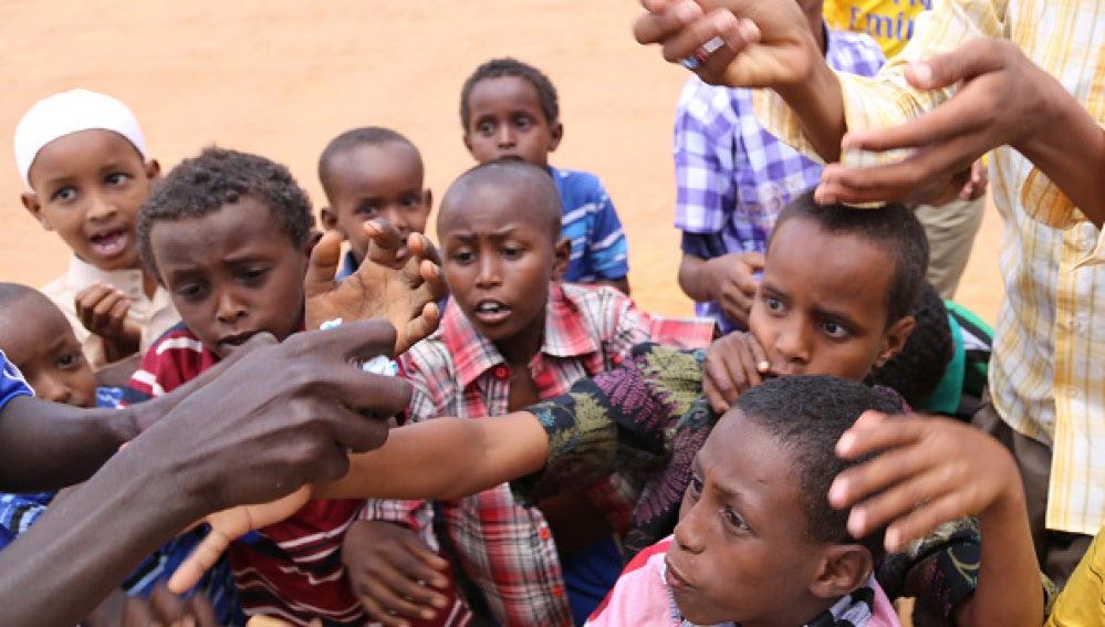 Resultado de imagen para hambre africa