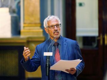 El exsenador de ERC, Santiago Vidal