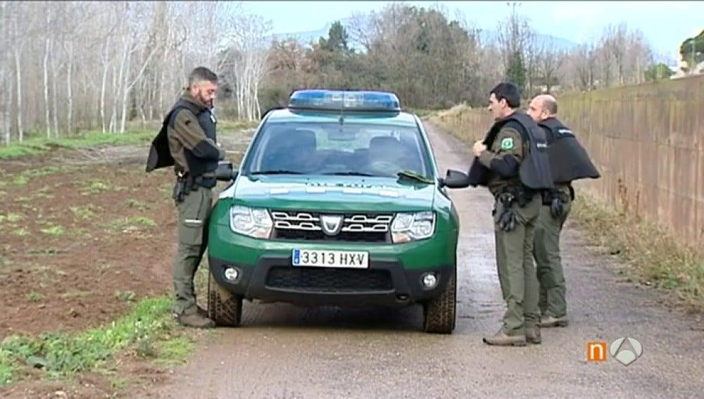 Frame 23.998071 de: Tras el asesinato a dos agentes rurales en Lérida se adoptan medidas provisionales que impiden que se pueda vuelver a repetir