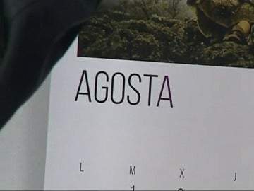 'agosta', según el 'calendaria'