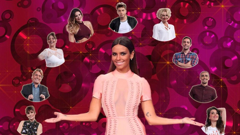 ¿Quién es el favorito de Cristina Pedroche para ganar 'Tu cara me suena 5'?