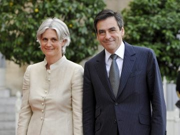 Penelope y François Fillon