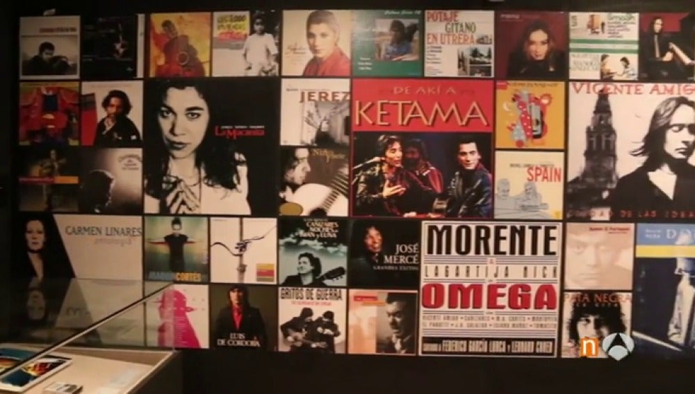 La Biblioteca Nacional celebra la cultura 'jonda' con la exposición 'Patrimonio Flamenco'