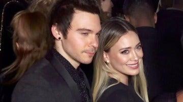 Hilary Duff junto a Matthew Koma