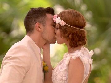 Samantha y Juan Diego