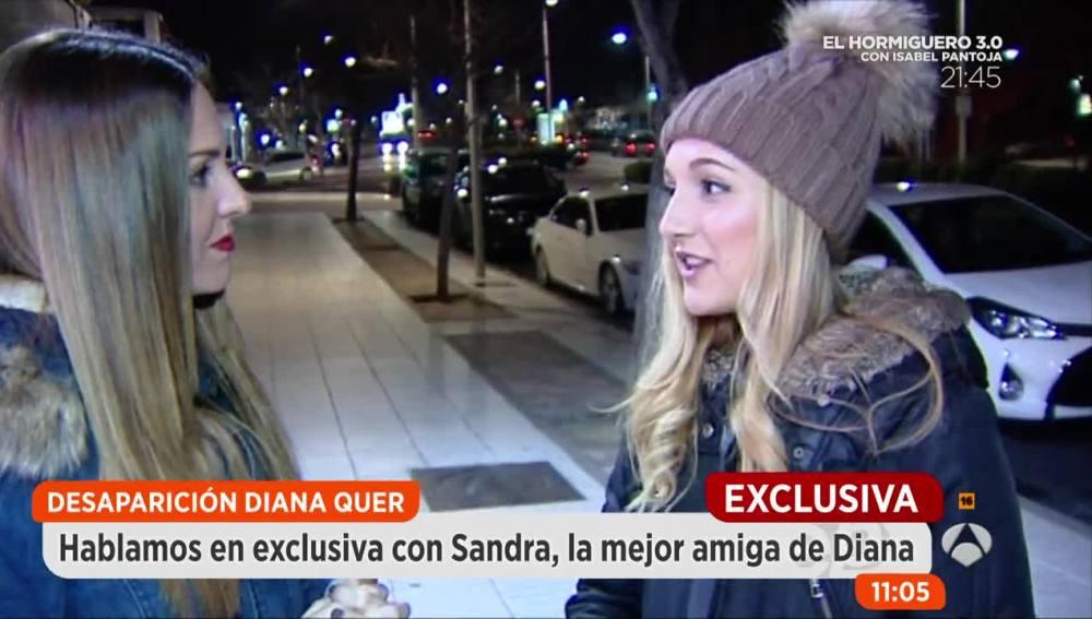 Antena 3 tv la mejor amiga de diana quer desde que for Espejo publico diana quer