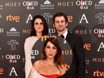 Raúl Arévalo, Melina Matthews y Alicia Rubio