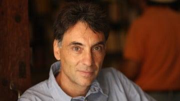 El escritor y periodista Antonio Iturbe