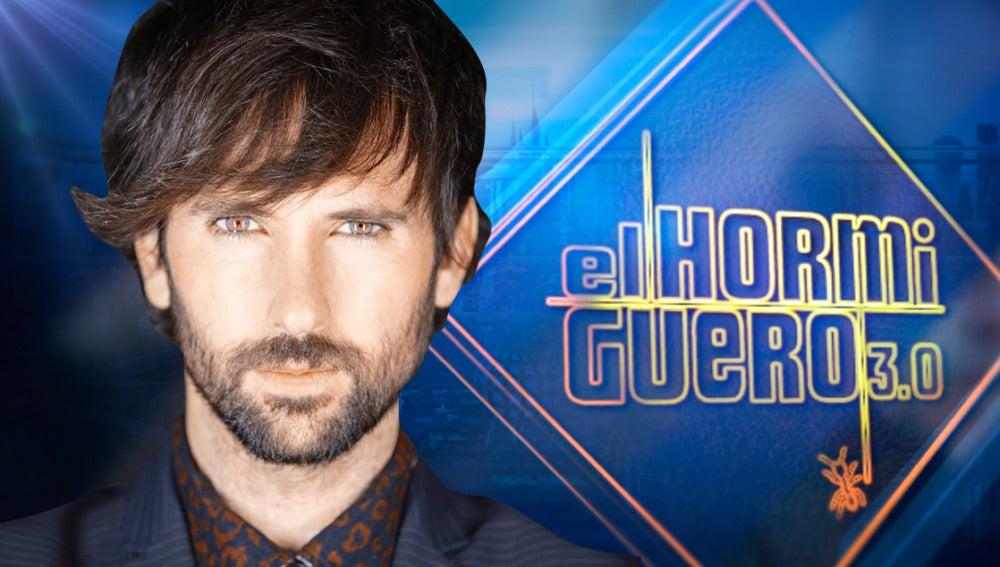 David Otero presenta su nuevo disco en 'El Hormiguero 3.0'