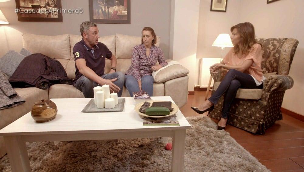 Ruth, desesperada, pide ayuda a la psicóloga de 'Casados'