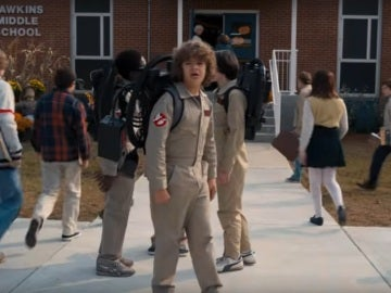 Stranger Things en la Super Bowl