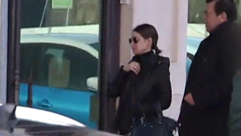 Frame 42.278729 de: La Fiscalía pide siete meses de prisión para Lucas Hernández y seis para su pareja