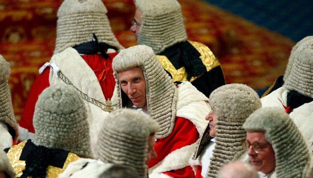 Jueces en la Cámara de los Comunes