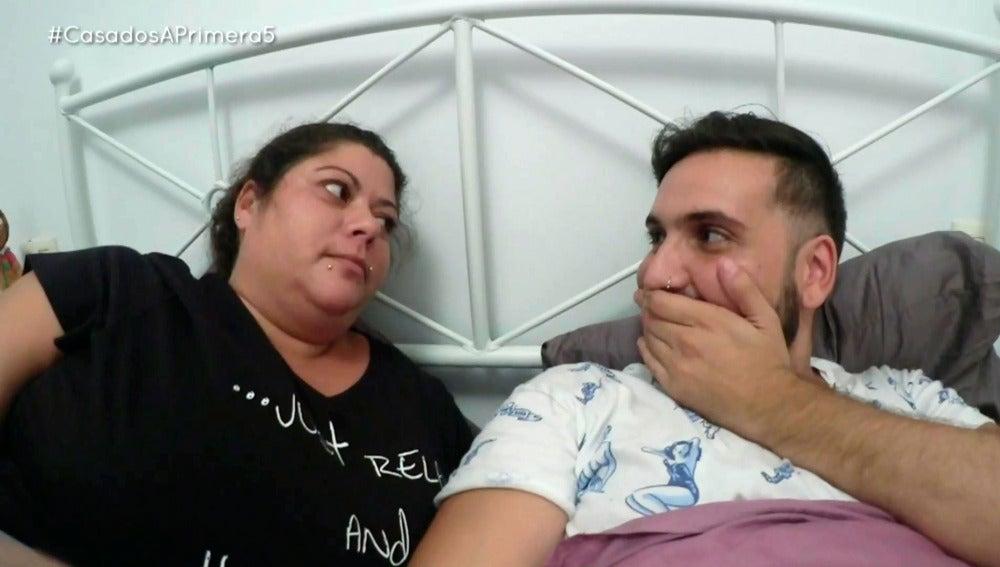 Las confesiones nocturnas de Jesús y la tía Amparo