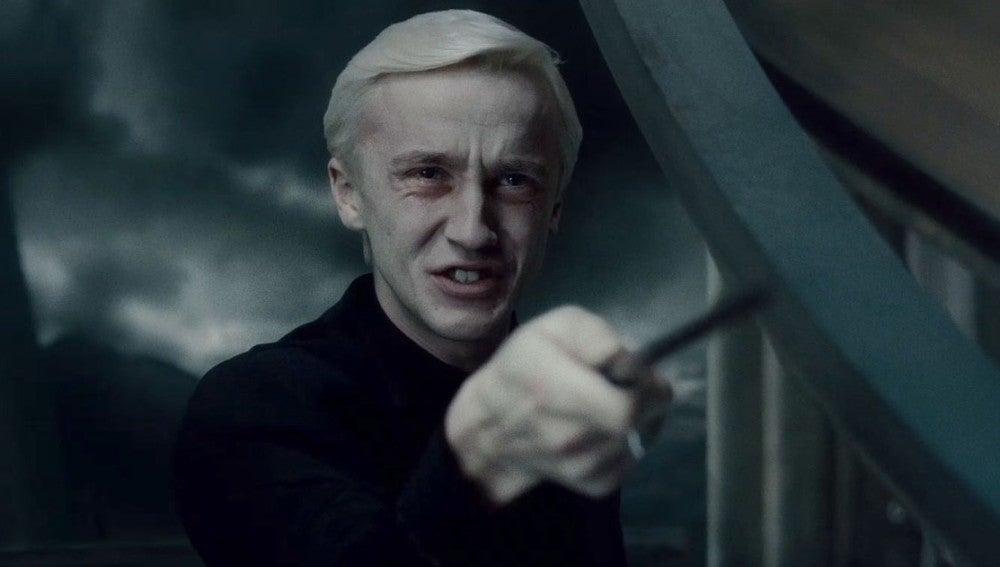 Draco Malfoy en su momento crucial