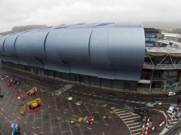 El estadio municipal de Balaídos