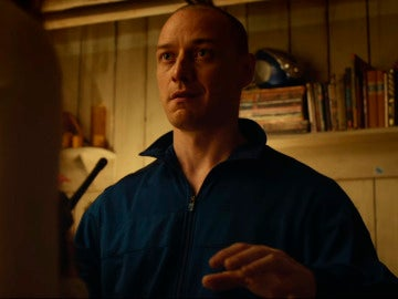 James McAvoy en 'Múltiple'
