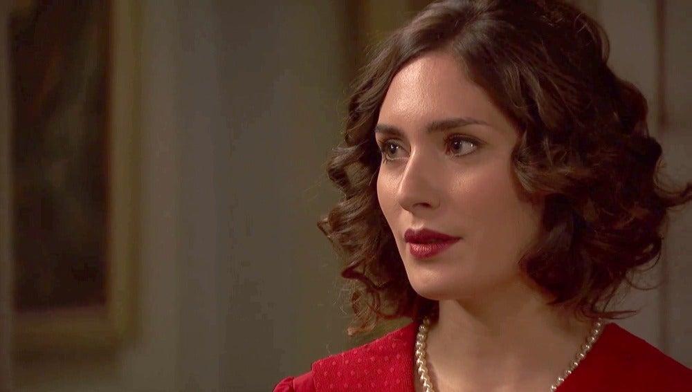 ¿Accederá Camila a comportarse como una madre para Damián?