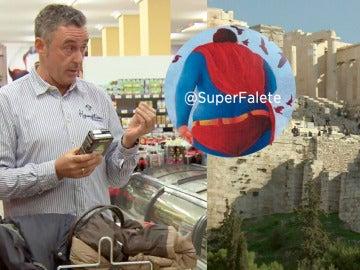 """""""Torrefactofobia en el parque acuático"""" por @SuperFalete"""