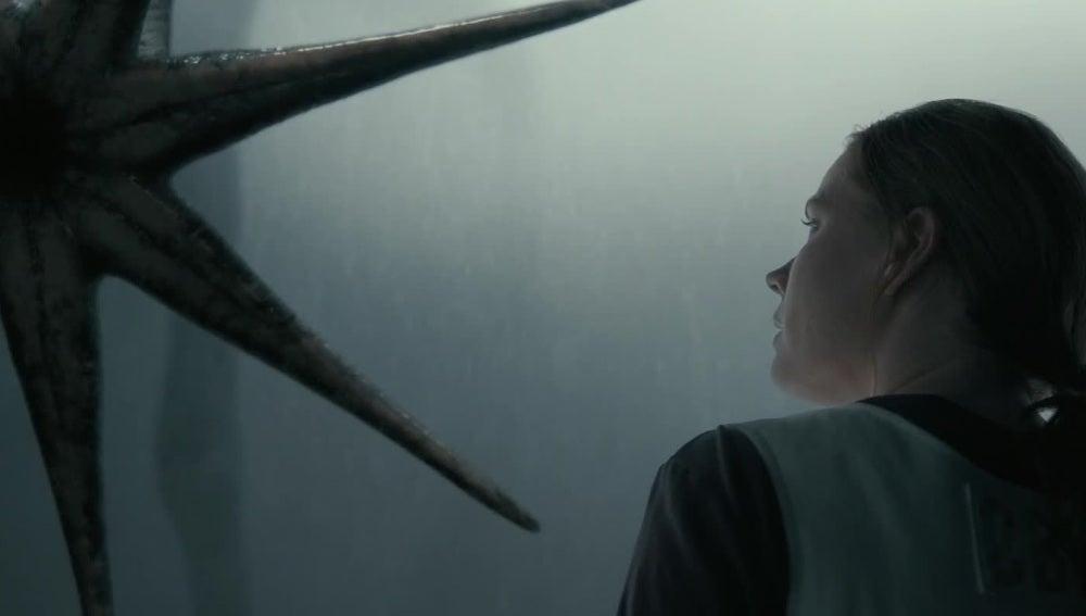Aspecto final de los aliens en 'La llegada'