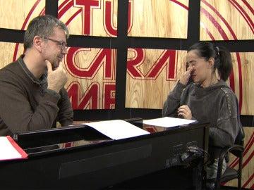 Beatriz Luengo, emocionada, confiesa que dedicará su canción a Yolanda Ramos