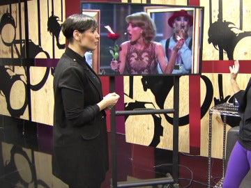 Rosa López se enfrenta a una actuación muy 'diabólica' como Taylor Swift