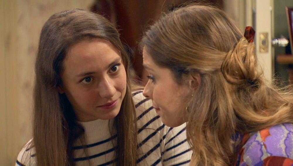 Alba se pregunta por su condición sexual