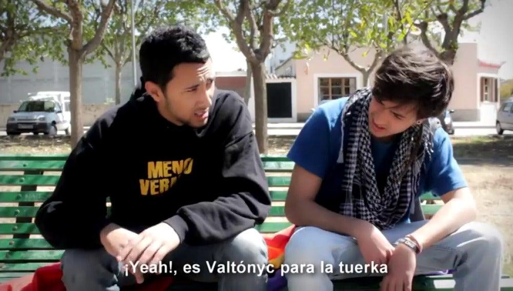 Frame 16.382176 de: Valtronyc propone en sus letras sogas al cuello o secuestros del Grapo