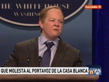 Frame 5.005833 de: La parodia que molesta al portavoz de la Casa Blanca