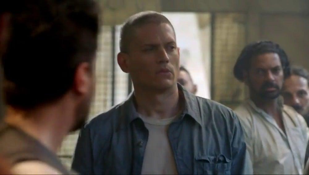 Frame 6.599527 de: Michael Scofield vuelve a escaparse en 'Prison Break'