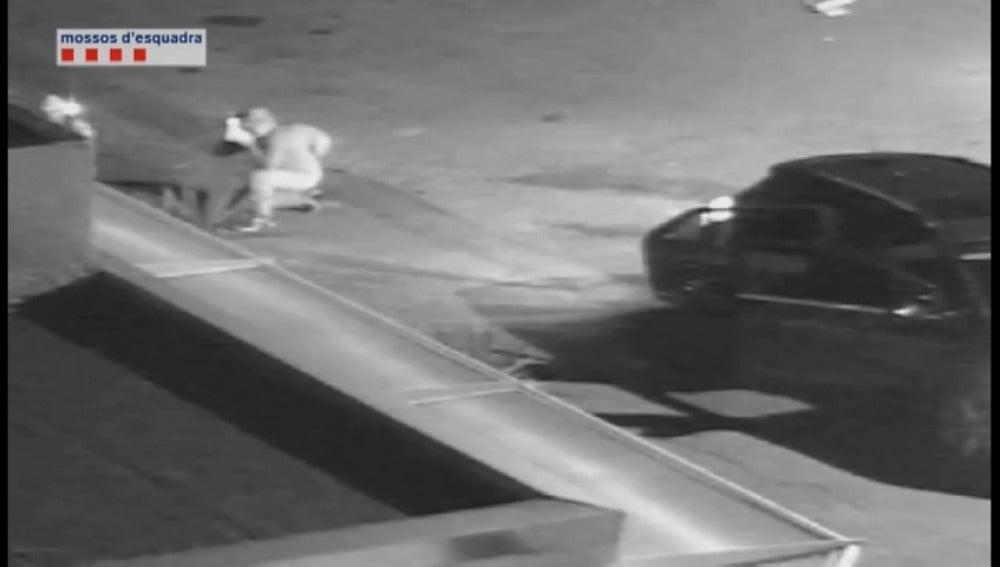 Frame 9.976396 de: Detenidos  los 23 presuntos integrantes de una banda de ladrones especializada en el robo de cajeros automáticos