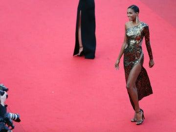 Arlenis Sosa, una de las modelos que ha firmado la carta