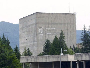 Imagen de archivo de la central nuclear de Garoña