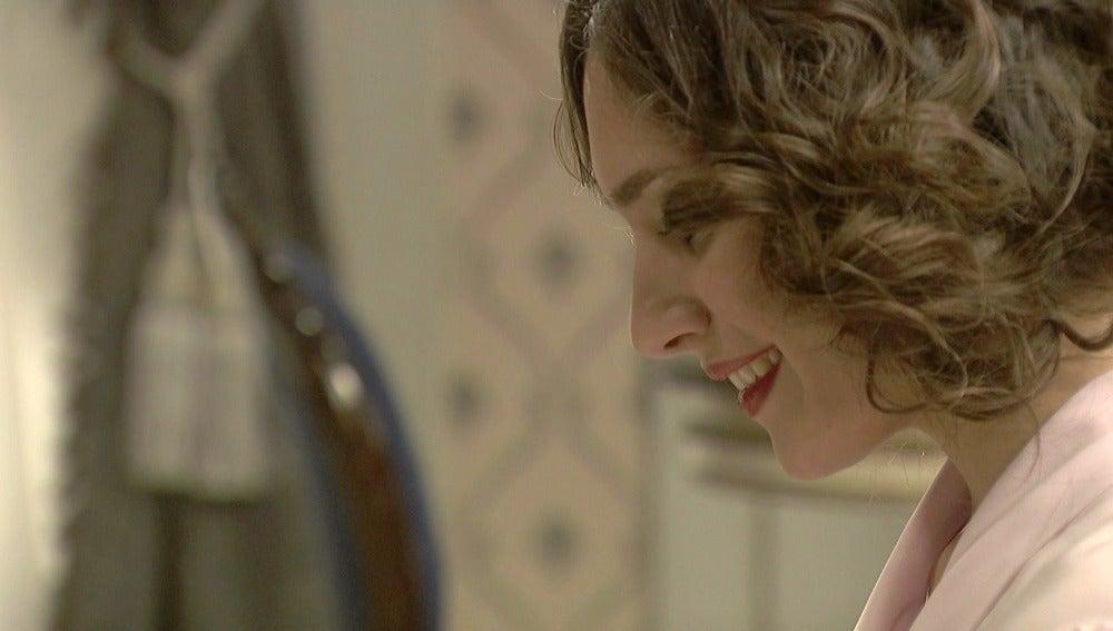 Camila recibe una carta de su gran amiga Lucía