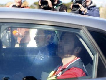 Miguel López, yerno de la viuda del expresidente de la Caja del Mediterráneo (CAM), Vicente Sala, detenido como presunto autor del crimen