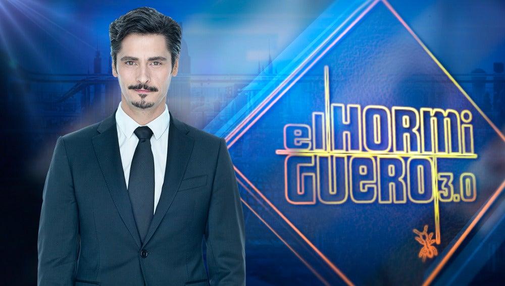 El actor Antonio Pagudo visitará a Pablo Motos en 'El Hormiguero 3.0'