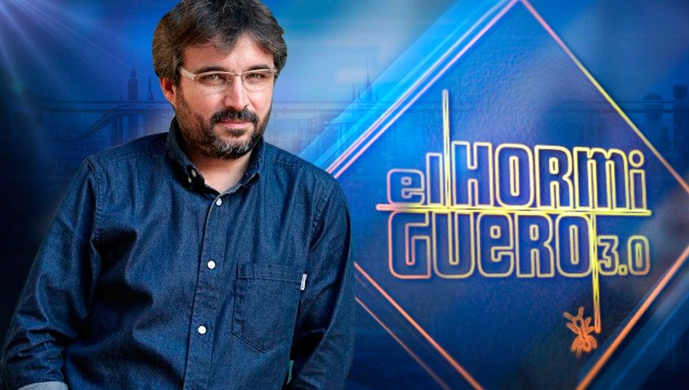 El periodista Jordi Évole presenta la nueva temporada de 'Salvados' en 'El Hormiguero 3.0'