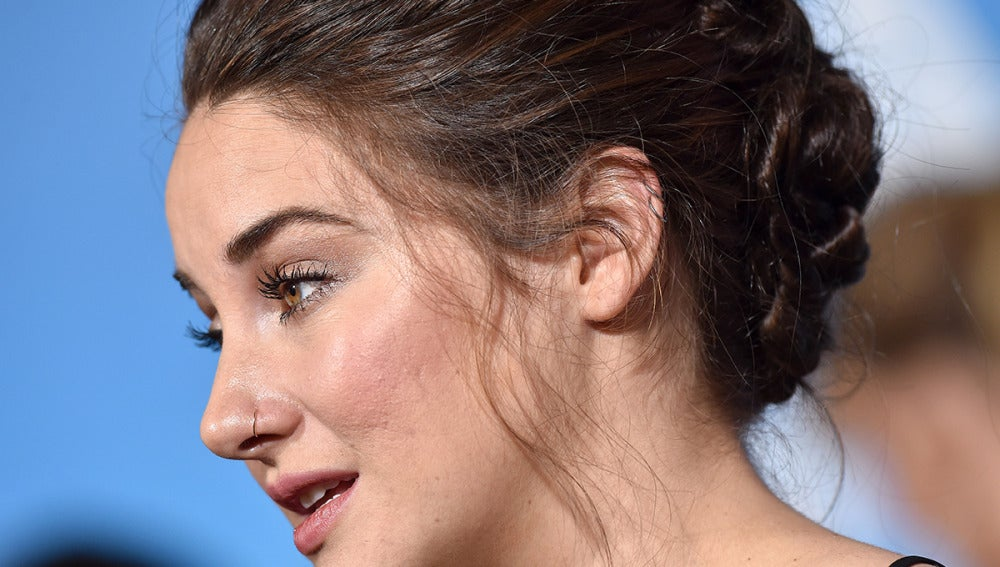 Shailene Woodley en la premiere de 'Big Little Lies'