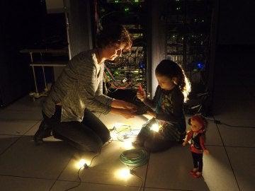 Una de las fotografías del proyecto 'No-Nancies' de Pilar Montañés