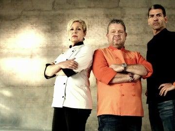 El próximo martes, estreno de la cuarta temporada de 'Top Chef'